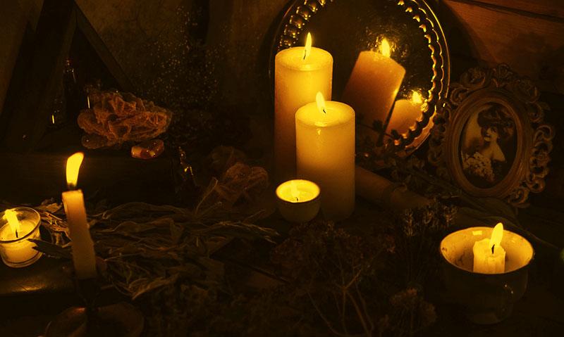 Как правильно провести приворот со свечами